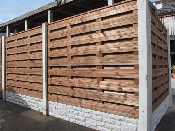 Nuevo Fence Panel